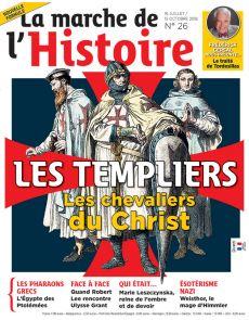 Les Templiers, les chevaliers du Christ - La Marche de l'Histoire 26