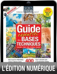 TELECHARGEMENT : Le Guide du dessin et de la peinture, les bases techniques