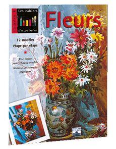 Fleurs - Peindre et dessiner
