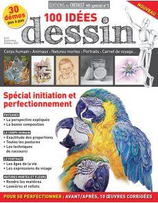 100 idées DESSIN - Spécial initiation et perfectionnement