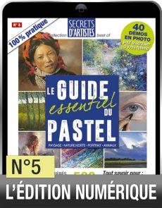 TÉLÉCHARGEMENT - Secrets d'artistes n°5  - Le guide essentiel du pastel