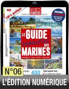 TÉLÉCHARGEMENT - Secrets d'artistes n°6 - Le guide essentiel des marines