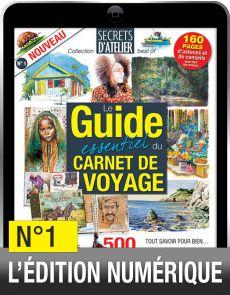 TÉLÉCHARGEMENT - Carnet de Voyage Secrets d'atelier 1