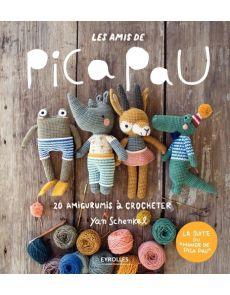 Les amis de Pica Pau - 20 amigurumis à crocheter - Yan Schenkel