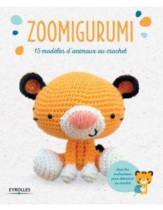 Zoomigurumi - 15 modèles d'animaux au crochet