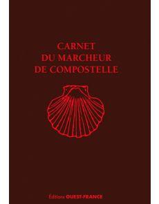 Carnet du marcheur de Compostelle - Philippe Lemonnier