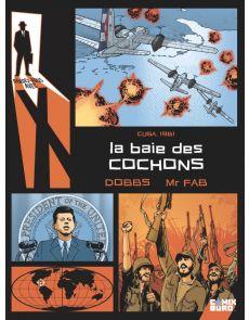 BD Rendez-vous avec X Tome 2 - La Baie des cochons - Cuba, 1961 - Mr Fab, Dobbs
