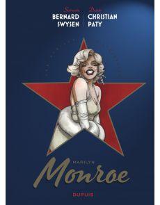 BD Les étoiles de l'histoire Tome 2 - Marilyn Monroe Bernard Swysen, Christian Paty