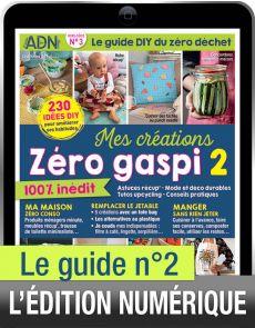 TÉLÉCHARGEMENT : Mes créations Zéro Gaspi 2 en version numérique