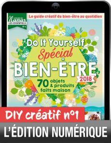TÉLÉCHARGEMENT : Do It Yourself spécial BIEN-ÊTRE n°1