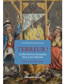 Terreur ! - La Révolution française face à ses démons - Michel Biard, Marisa Linton