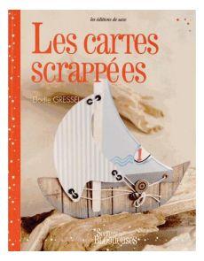 Les cartes scrappées - Elodie Gressel