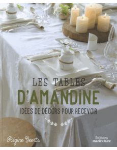 Les tables d'Amandine - Régine Geerts