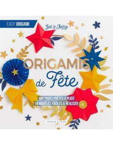 Origamis de fête - Gaël Le Neillon
