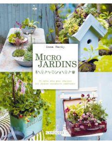 Micro jardins - 35 idées déco pour réaliser des jardins miniatures inattendus - Emma Hardy