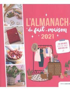 L'almanach du fait-maison - Edition 2021