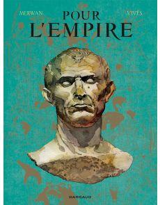 BD Pour l'empire - Intégrale - Merwan, Bastien Vivès