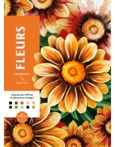 Coloriages mystères Fleurs - Alexandre Karam