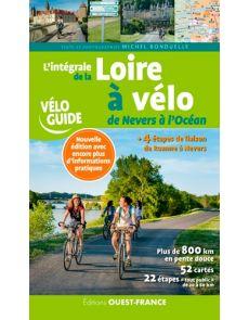 L'intégrale de la Loire à vélo - De Nevers à l'Océan - Michel Bonduelle