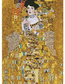 Kit broderie diamant Woman in Gold (Klimt) - DIAMOND DOTZ®