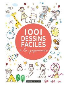 1001 dessins faciles à la japonaise - Kamo