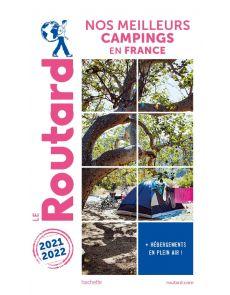 Le Routard - Nos meilleurs campings en France - Edition 2021-2022