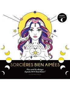 Happy Coloriage - Sorcières bien aimées - Isabelle Jeuge-Maynart, Ghislaine Stora