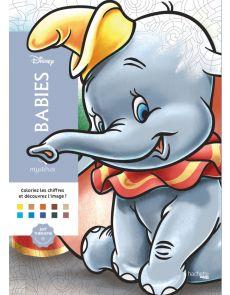 Disney Babies, 100 coloriages mystères - Christophe-Alexis Perez