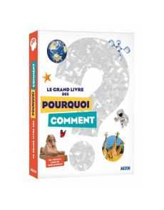 Le grand livre des pourquoi comment - Patrick David, Jean-François Bueno