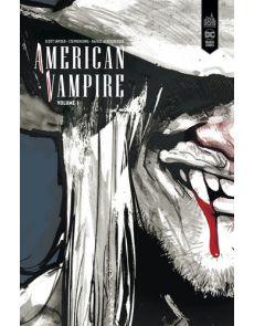 BD American Vampire Intégrale Tome 1 - 1588-1925