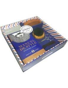 Coffret kit d'entretien du parfait barbu - Marabout