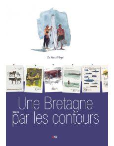 Une Bretagne par les contours - Tome 12 - Yann Lesacher