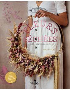 Fleurs séchées - Couronnes, décorations et accessoires éternels - Bex Partridge