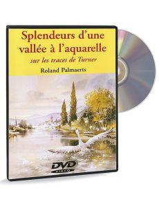 Splendeurs d'une vallée à l'aquarelle sur les traces de Turner – DVD