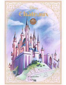 Disney Châteaux - 90 coloriages