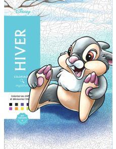 Coloriages mystères Disney Hiver - Alexandre Karam