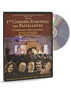 1er congrès européen des pastellistes – DVD