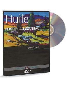 Huile - Peindre au couteau volume 1 – DVD