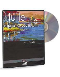 Huile - Peindre au couteau volume 2 – DVD