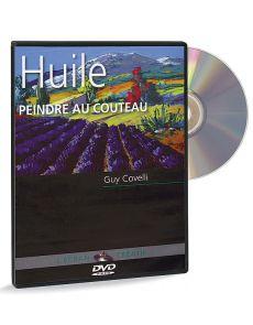 Huile - Peindre au couteau volume 3 – DVD