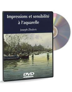 Impressions et sensibilité à l'aquarelle – DVD