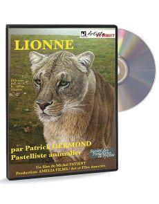 Lionne par Patrick germond – DVD