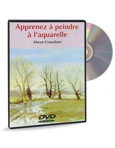 Apprenez à peindre à l'aquarelle – DVD