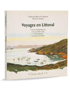 Voyages en littoral - Denis Clavreul