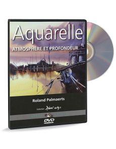 Roland Palmaerts, Aquarelle - Atmosphère et Profondeur - DVD