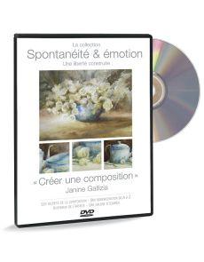 Janine Gallizia, Créer une composition - DVD