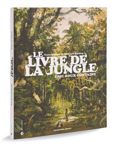 Éric Roux-Fontaine - Le livre de la jungle