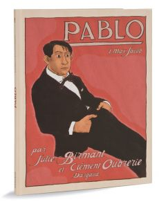 Pablo - Tome 1 : Max Jacob - Bande dessinée