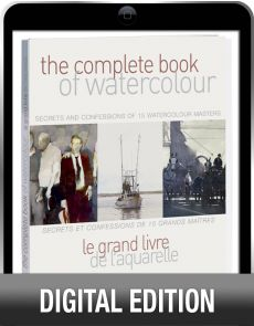 The complete book of Watercolour by Janine Gallizia - DIGITAL EDITION