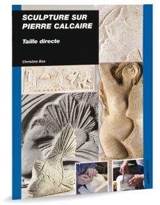 Sculpture sur pierre calcaire - Taille directe
